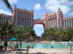 Atlantis Bahamas  Beautiful- feels like home away from home (2008 & 2013)