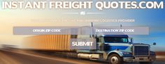 Instant Freight Quotes, LLC � Offering Commercial Freight Services, Residential Freight Services and Shipping Services in the United States and Beyond � Affordable, Reliable, and Unmatched Customer Service! http://instantfreightquotes.com/about-us