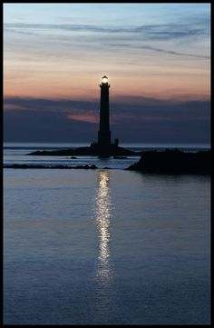 *Goury Lighthouse - Cap de la Hague Lake Geneva, England And Scotland, Sardinia, Montenegro, Crete, Lighthouses, Bridges, Croatia, Belgium