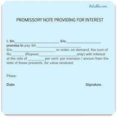 Printable Promissory Note Form Printable Sample Blank Bill Of Lading Form  Real Estate Forms .