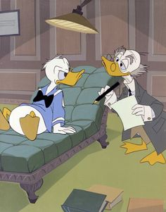 10 Facts about Ludwig Von Drake! I had no clue he was Donald's uncle!! Would… Walt Disney Co, Disney Duck, Disney Love, Disney Magic, Disney Art, Disney Best Friends, Mickey Mouse And Friends, 1970s Cartoons, Classic Cartoons