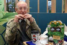 Man, 93, Goes To McDonalds Every Day Because Hes Lonely, Gets Thrown Surprise Party Article header image