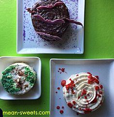 Mini Spooky Cakes (Part 1)