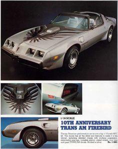 1/16 scale Pontiac Trans Am Firebird!