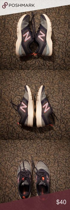 New Balance 711 Active Sneakers WORN ONE TIME! These sneakers are in incredible condition, like brand new. They are very comfortable, look great, and perfect for the gym, running, or everyday wear! New Balance Shoes Athletic Shoes