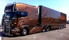 Vandenbulcke Longline, Schitterend! - Truckblog.nl
