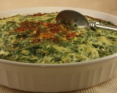 A Veggie Venture: Gratin of Greens ♥