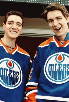 How could I be forgetting my favorite twins? Oliver and James Phelps!!!!