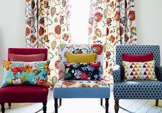 Excited to see the New collection at Focus next week Jane Churchill Fabrics & Wallpapers
