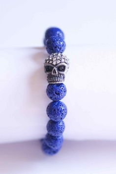 totally into the skull trend! $20