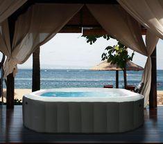 M Spa  Apline Hot Tub