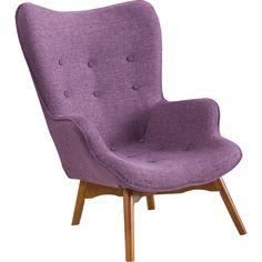 Langley Midcentury Lounge Chair on Wayfair
