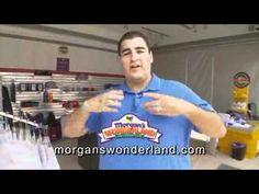 Abel Lopez on Morgans Wonderland Commercial