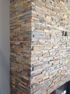 Architile / Realstone Fireplace pic 2