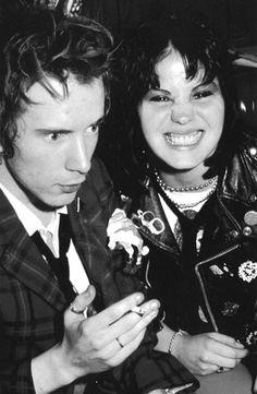 Sid and Joan