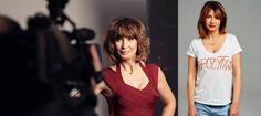 """""""Jadę tam, gdzie mnie jeszcze nie było"""" - wywiad z Grażyną Wolszczak #wywiad #grażynawolszczak #100club"""