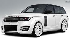 Lumma Design is bringing one of the fisrt aftermarket packages for the the all new 2103 Range Rover. This upgrades include a proformance package and Lumma Desgin's CLR R body kit.  The 2013 Range rover sport this CLR R body kit all around with a carbon hood, bespoke lateral air vents and more. The Lumma Range Rover  | WORLD CAR SCENE