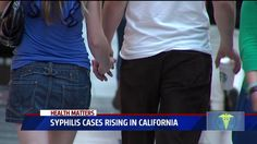 California is ranked second in the nation for the highest number of new sexually transmitted disease cases. Dr. Dean Blumberg from the UC Davis Children's Hospital explains why cases of syphilis have increased in recent years.