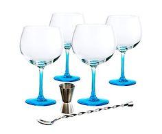 Set para hacer gin tonics Fiesta I - 6 piezas