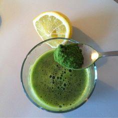 Det sägs att det bara tar 15 minuter för grönsaks- och fruktjuice att nå hela vägen ut till cellerna. Nedanstående drink är inte gjord för s...