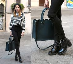Out and about (by Laia N) http://lookbook.nu/look/4492949-Out-and-about