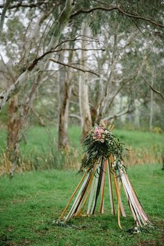 Tutu and Teepee shoot by Bella in Bloom