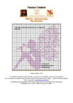 Cross stitch chart stile tatuaggio rondine uccellino Motivo Grafico solo