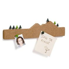 Memo Mountain | Turn your notes into a charming mountain l   33 Desk Accessories That Will Make Your Day Better