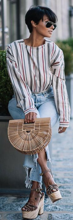 42 best ideas outfits for short women 40 – JANDAJOSS.ME 42 best ideas outfits for short women 40 – J Look Fashion, Fashion Beauty, Winter Fashion, Chic Outfits, Fashion Outfits, Womens Fashion, Fashion Trends, Love Her Style, Passion For Fashion