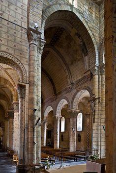 Église Saint-Julien de Chauriat. Auvergne