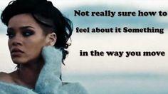 Rihanna - Stay (Lyrics On Screen) (+playlist)