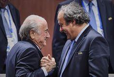 Uefa-Präsident Michel Platini räumt ein, dass es bei der rätselhaften Millionen-Zahlung von Sepp Blatter keinen schriftlichen Vertrag gab.
