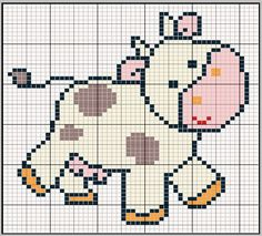 pull vache en capri perle - bouticafil.com