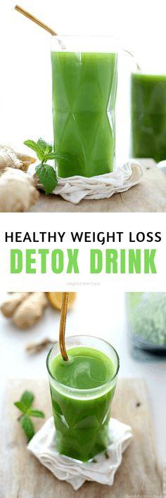 green detox juice for weight loss blender juicer delightful mom food ? Green Drink Recipes, Detox Juice Recipes, Water Recipes, Detox Drinks, Detox Juices, Detox Foods, Juicer Recipes, Healthy Detox, Fruit Recipes