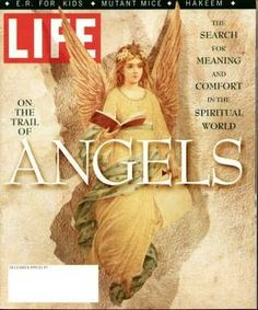 """On the Trail of Angels - Life Magazine, December 1, 1995 issue - Visit http://oldlifemagazines.com/the-1990s/1995/december-01-1995-life-magazine.html to purchase this issue of Life Magazine.  Enter """"pinterest"""" at checkout for a 12% discount. On the Trail of Angels"""