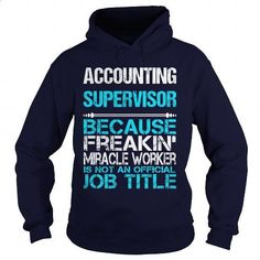 ACCOUNTING SUPERVISOR-FREAKIN - #mens t shirts #designer hoodies. I WANT THIS => https://www.sunfrog.com/LifeStyle/ACCOUNTING-SUPERVISOR-FREAKIN-Navy-Blue-Hoodie.html?id=60505