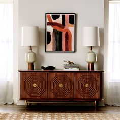 Shop AllModern for Sideboards & Buffets for the best selection in modern design.  Free shipping on all orders over $49.
