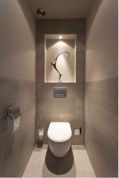 Bekijk de foto van gdv met als titel Mogelijke indeling achterwand toilet, leuk met verlichting erin. en andere inspirerende plaatjes op Welke.nl.
