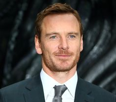 Michael Fassbender attends the 'Alien: Covenant' World Premiere at the Odeon Leicester Square on May 4, 2017 in London, England.