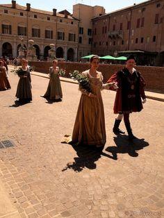 "Ferrara's annual Palio - ""Around Emilia-Romagna (and San Marino)"" by @Keane Li"