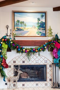 Inspired by This Festive and Colorful Spanish Style Home | Inspired by This BlogInspired by This Blog
