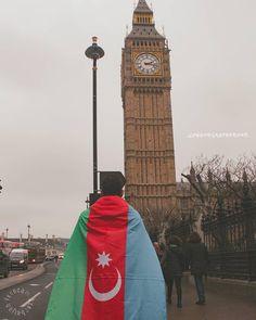 Azerbaijan Flag, Azerbaijan Travel, Big Ben, Allah Islam, Photography, Karma, Beautiful, Frozen, Instagram