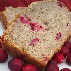 Banana Cranberry Bread Allrecipes.com