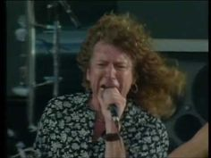 Robert Plant And Jimmy Page - Rock And Roll (Live At Knebworth 30th June 1990) [HQ]