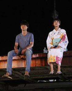 """ep.5 Mirei Kiritani x Kento Yamazaki, J drama """"Sukina hito ga iru koto (A girl & 3 sweethearts)"""", Aug/08/16"""