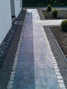 Contemporary Garden, Porch, Sidewalk, House Design, Dreams, Future, Balcony, Future Tense, Patio
