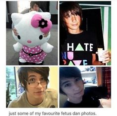 THE TOP RIGHT ONE HOW OLD IS HE 14????