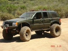 Jeep zj.. mine will look just like this. @franchesca angel