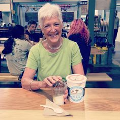 Let's hear it for #Atlanta #women leading in the #arts and intellectual pursuits like the Every Saturday Club study group since 1894. Sue Hunter, longtime #AnsleyPark resident is the program chair and enjoys a @littletartbakeshop #atlantafresh Moment at @krogstmarket while sharing this fascinating chapter of our hometown! http://www.reporternewspapers.net/2008/07/25/1894-atlanta-womens-club-focuses-intellectual-pursuits/ #lifelonglearning
