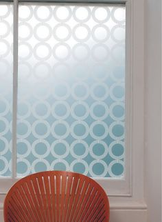 love the window film- need this for my kitchen door.